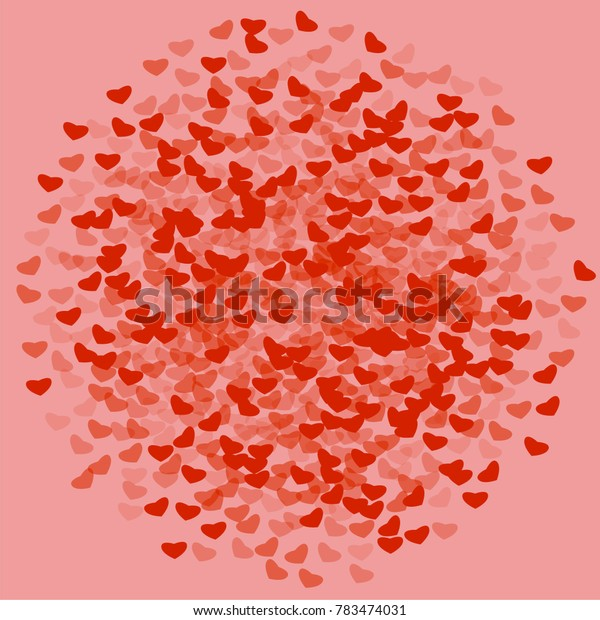 Heart frame which consists of isolated elements. Modern style with ethnic elements in heart frame. Can be used as print, wallpaper, cards, valentine cards, logo, background and etc.