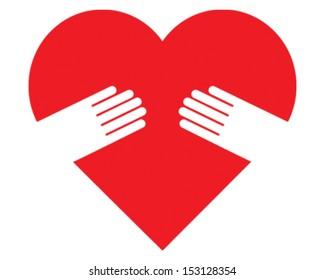 Heart Hug