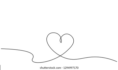 Heart love background, valentines day conception vector illustration.