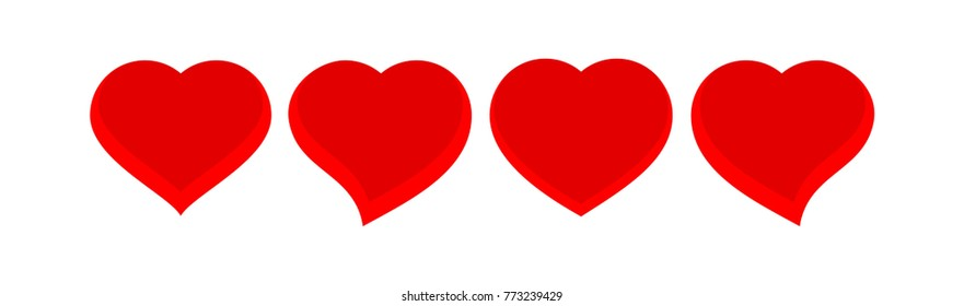 a Heart love vector. images of hearts valentine cards heart love vectors. symbol of illustration of love designed. Red lovely vector.Couple romantic graphics love heart for fashion