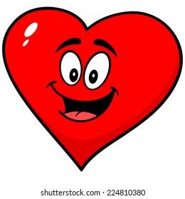 Heart Mascot