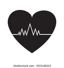Heart symbol, medical icon, Pictogram