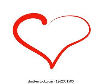 Heart Valentine's day decor