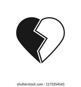heart vector icon 10 eps