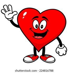 Heart Waving