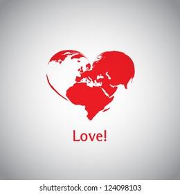 The Heart World - Love!