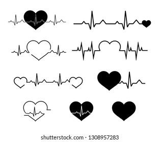 Heartbeat Bilder Stockfotos Und Vektorgrafiken Shutterstock