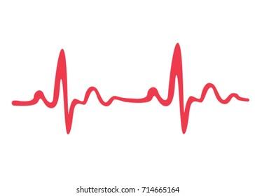 heartbeat line images stock photos vectors shutterstock rh shutterstock com baseball heartbeat clipart clipart heartbeat line