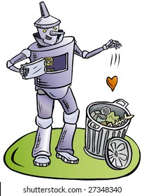 Heartless Tin Man