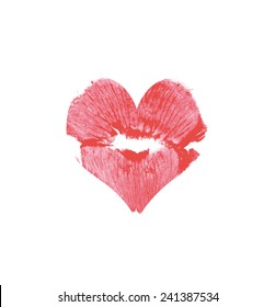 heart-shape-kissing-lips-isolated-over-a-white-background