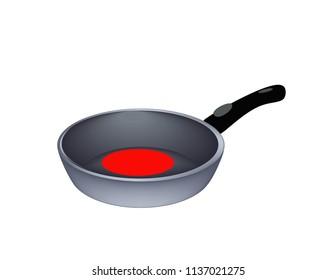 Heat the frying pan