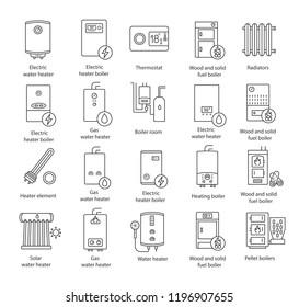 Boiler Symbol Images Stock Photos Vectors Shutterstock