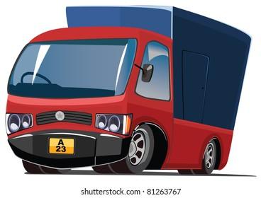 heavy van two