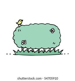 Hedgerow Cartoon