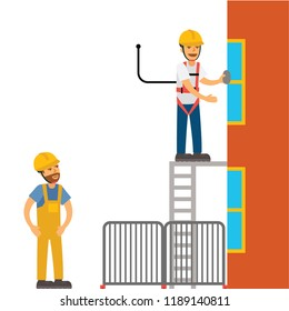 Height worker safety