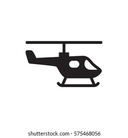 helicopter icon.
