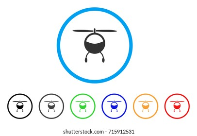 Orange Helicopter Stock Vectors, Images & Vector Art