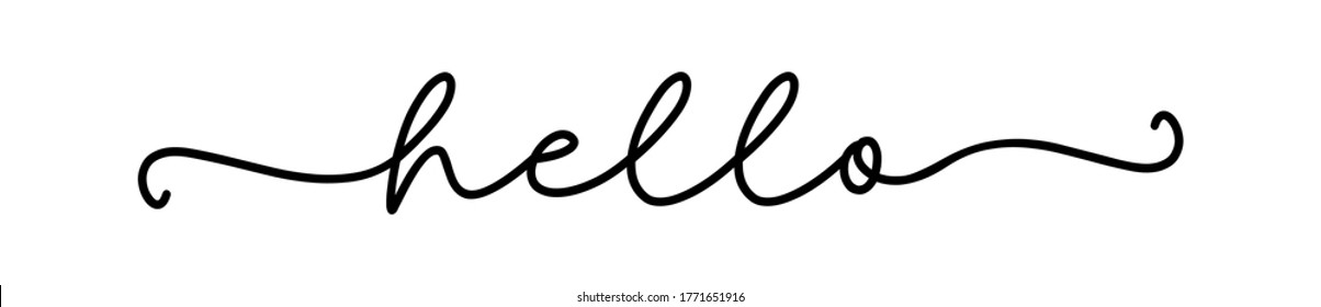Hello Letters Images Stock Photos Vectors Shutterstock