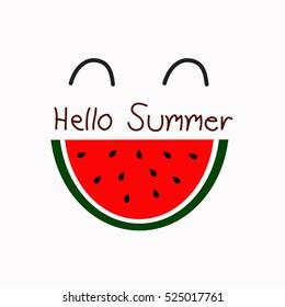 Hello Sumer watermelon