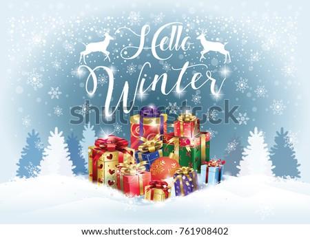 Christmas gift list generator