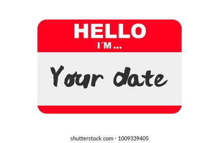 Hello, I´m... Your date