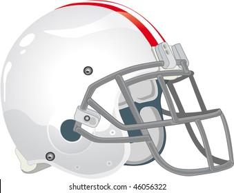 helmet football team withe