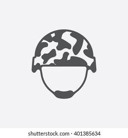 Helmet icon.