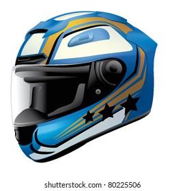 helmet sport bike motorcycle motorbike car