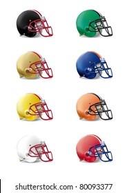 helmets football team