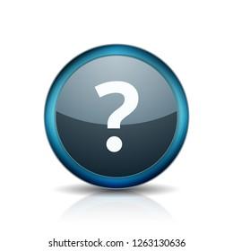 Help buton illustration