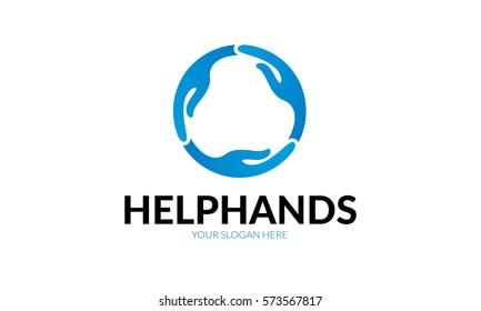 Help Hands Logo