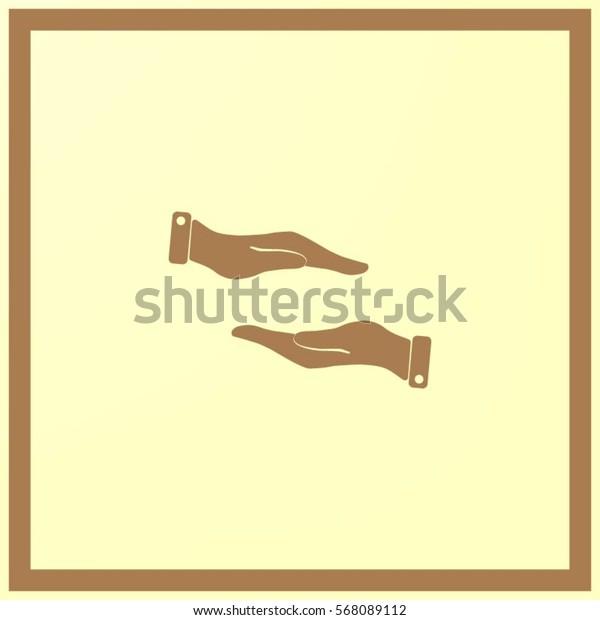 Help icon, vector illustration.