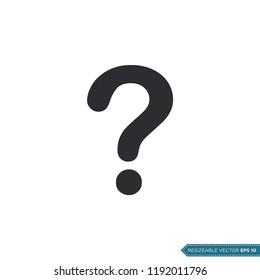 Help, UI / UX Icon Vector Symbol