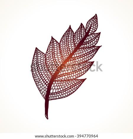 Henna Paisley Mehndi Vector Tattoo Flower Stock Vector Royalty Free