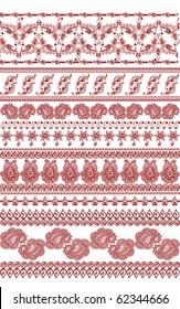 henna patterns/border designs