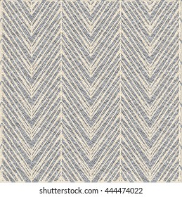 Herringbone patterned rug texture. Ethnic pattern.Abstract vector.