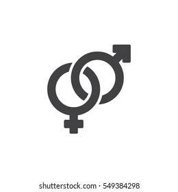gender icon images stock photos vectors shutterstock https www shutterstock com image vector heterosexual gender symbol icon vector male 549384298