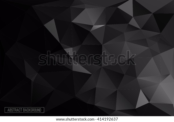 Hexagonmusterabstrakter Hintergrunddesignelement