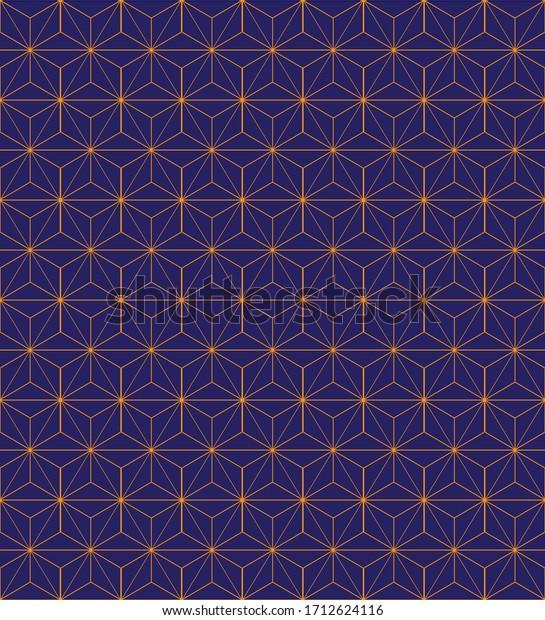 hexagon pattern, seamless tiling, hexagon background
