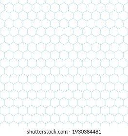 Hexagon vector illustration perfect for wallpaper.