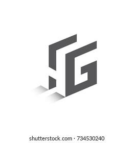 HG Initial Logo