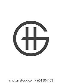 HG Initials Logo