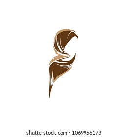 hi jab beauty logo template