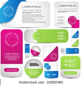hi quality web elements for sale and advertisement