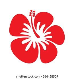 hibiscus logo vector
