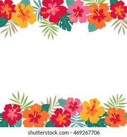 Hawaiian Border Images Stock Photos Amp Vectors Shutterstock
