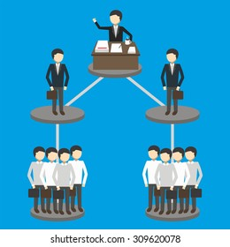Middle Management Images, Stock Photos & Vectors | Shutterstock