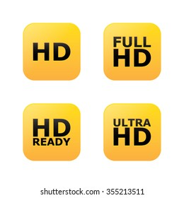 High Definition Icons