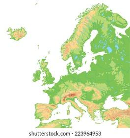 Imágenes, fotos de stock y vectores sobre Map of Baltic Sea ...