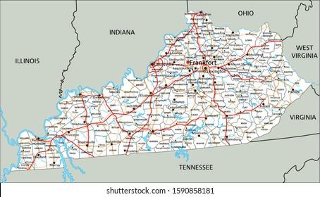 Kentucky Road Images, Stock Photos & Vectors | Shutterstock